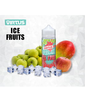 Virtus Premix ICE FRUITS 80ml