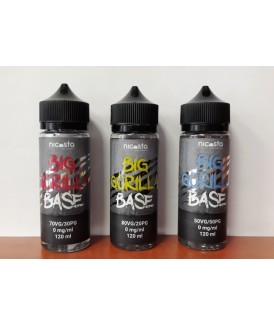 Baza Big Gorilla 120ml...